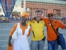 Подружился с голландцем и голландкой