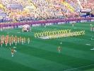 Открытие ЕВРО на стадионе Металлист