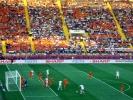 Первый матч ЕВРО на Металлисте