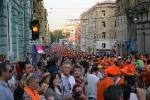 Улицы Харькова во время шествий