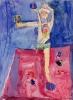 Реплика с картины Марка Шагала