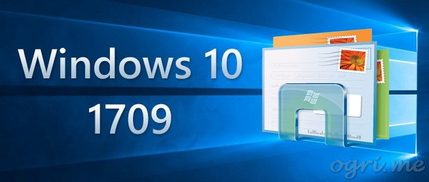 Implementation of Windows Mail into Windows 10 version 1709